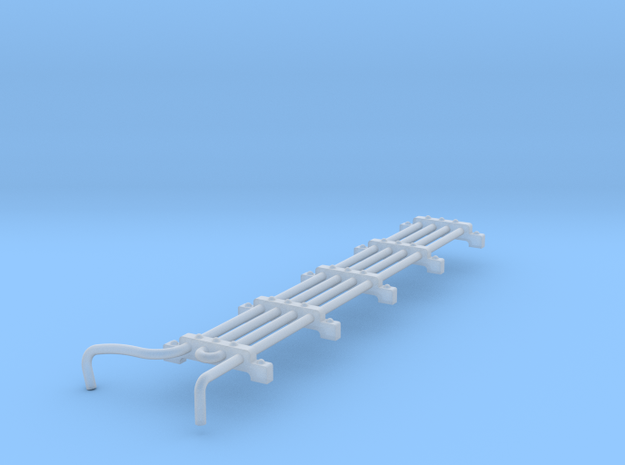 F Unit Roof Mount Cooling Coil N Scale