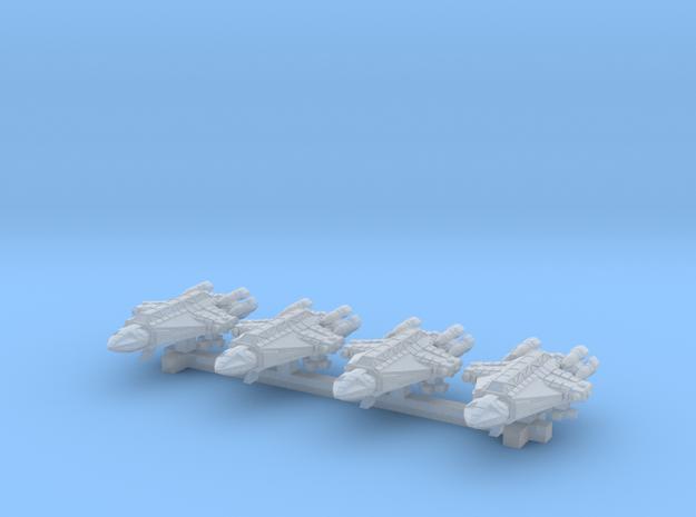1/1000 Scale 2050 War Falcon Squadron