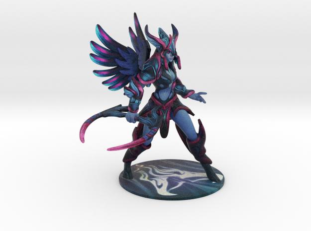 """Vengeful spirit 7.2"""" (Fallen Princess set) in Full Color Sandstone"""