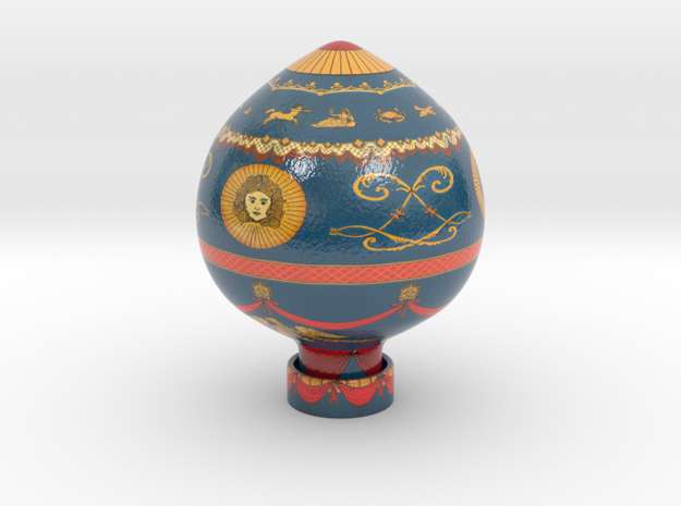 Balloon Brothers Montgolfier 1783