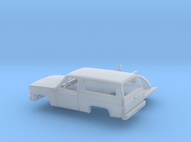 1/160 1973-79 Chevrolet Blazer Kit in Smooth Fine Detail Plastic