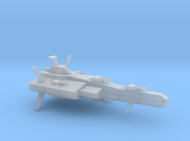 Pleiades v2 in Smooth Fine Detail Plastic