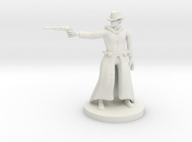 Elven  Gunslinger