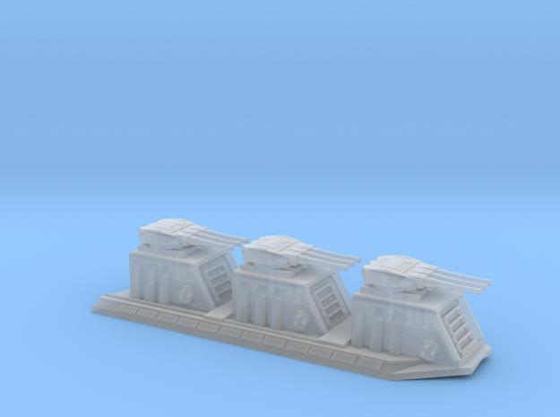 1/2700 Devastator Star Destroyer Dorsal Turrets