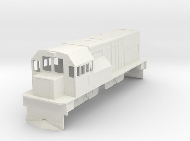 BM7-003 On30 SAR Class 91 in White Natural Versatile Plastic