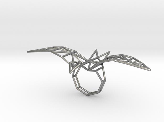 origami eagle ring