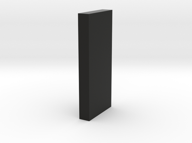 Monolith in Black Strong & Flexible
