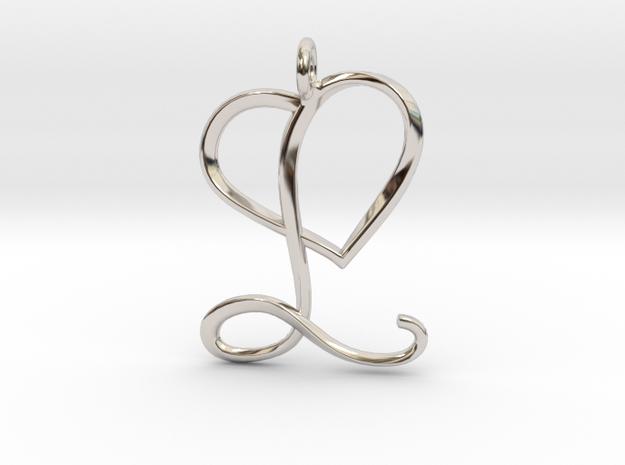 Heart L pendant