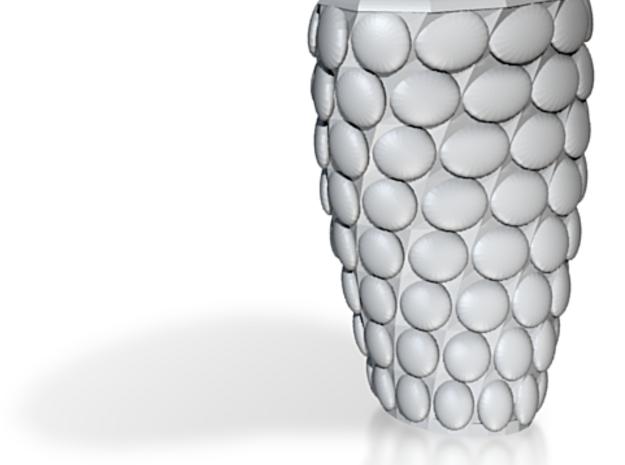 Rippled Vase 3d printed