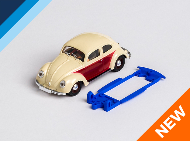 1/32 Pink Kar VW Beetle Chassis for IL pod
