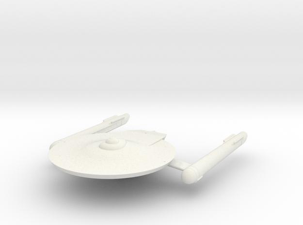 Detroyat2500 in White Natural Versatile Plastic