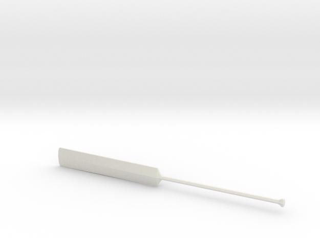 Eku - 1:3 in White Natural Versatile Plastic