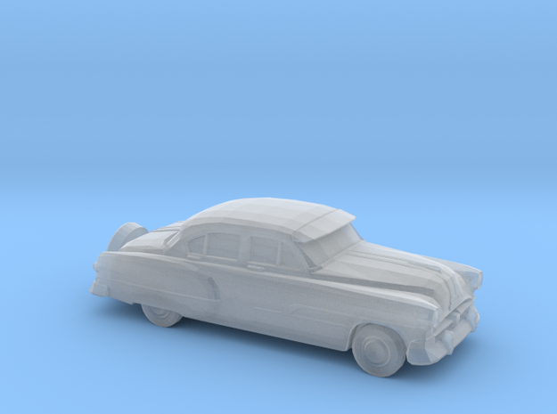 1/220 1951 Pontiac Chieftan Sedan in Smooth Fine Detail Plastic