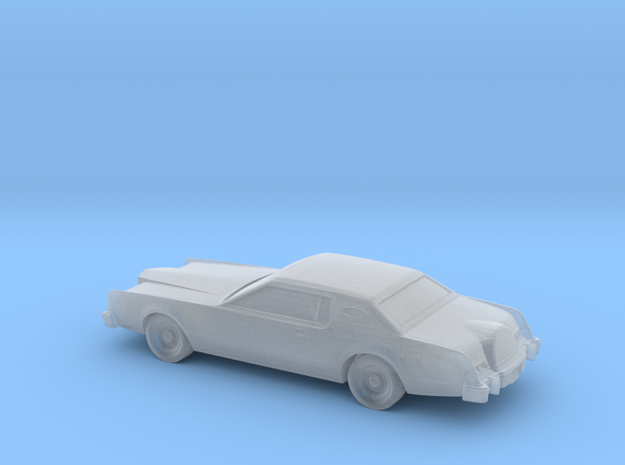 1/220 1974 Lincoln Mark IV in Smooth Fine Detail Plastic