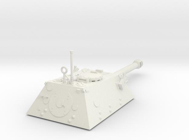 28mm Ferdinand-style tank destroyer cabin