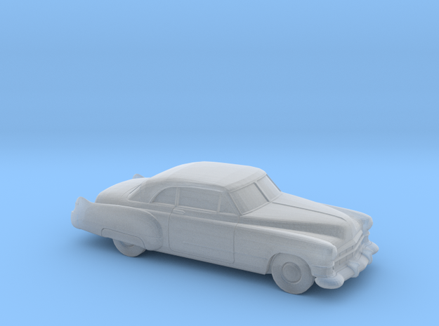 1/220 1949-52 Cadillac Series  62  Coupe in Smooth Fine Detail Plastic