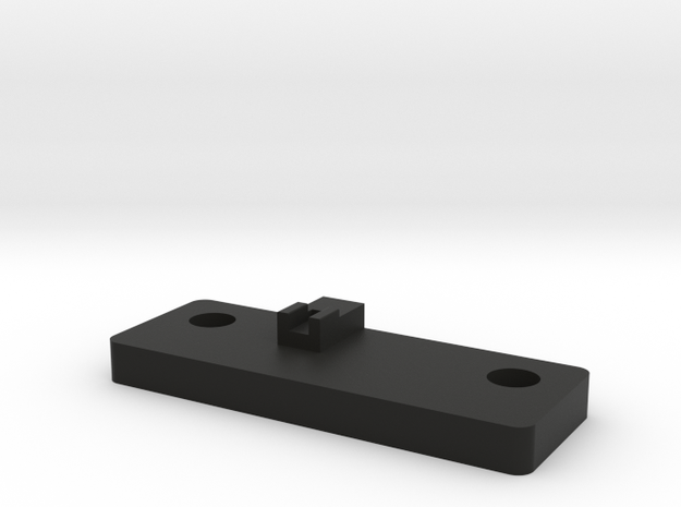 Hunter/Galaxy Idler Shaft Cover in Black Strong & Flexible