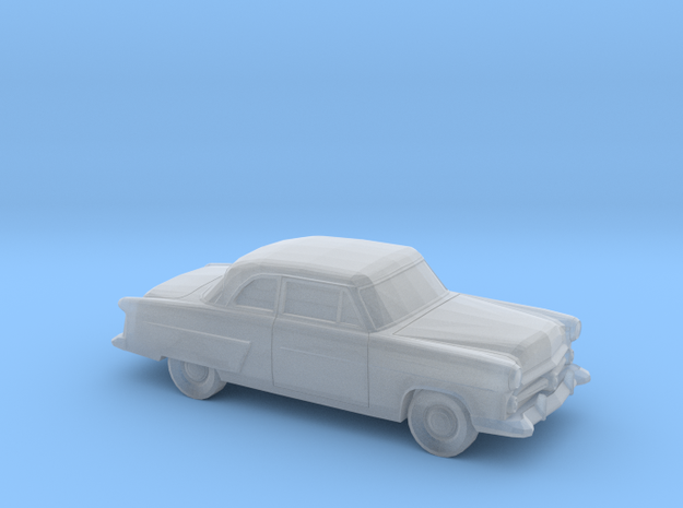 1/220 1952 Ford Crestline Coupe in Smooth Fine Detail Plastic