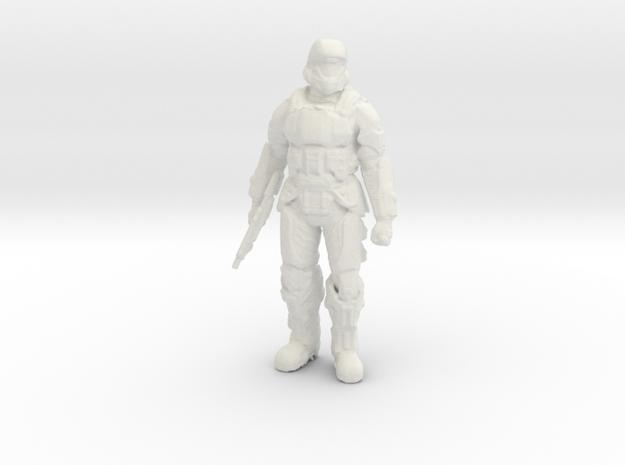 UNSC Orbital Drop Shock Trooper ODST HALO