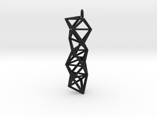 Structure I in Black Strong & Flexible