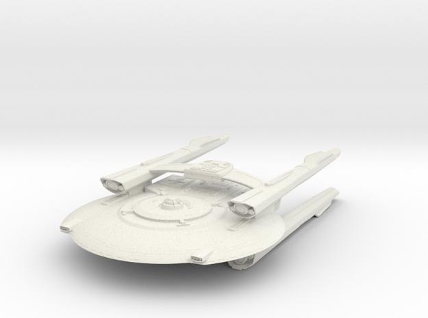Federation KittyHawk Class II refit  BattleCruiser