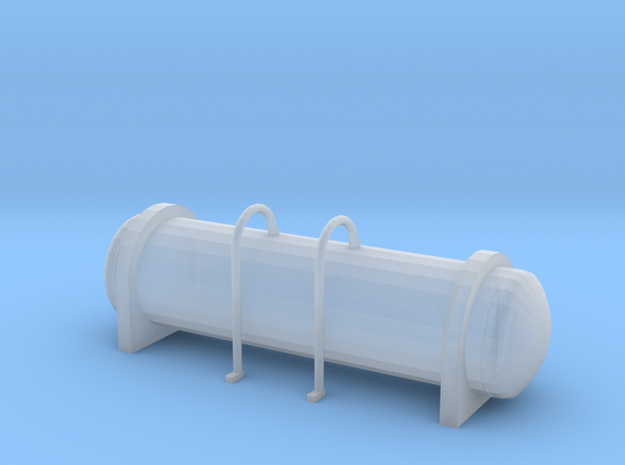 1/24 1/25 Suspension Airtank in Smoothest Fine Detail Plastic