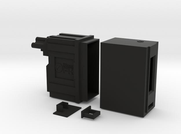 BlastFX - E11 Hengstler Counter in Black Natural Versatile Plastic