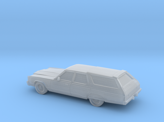 1/220 1977 Chrysler Imperial Town & Country in Smooth Fine Detail Plastic