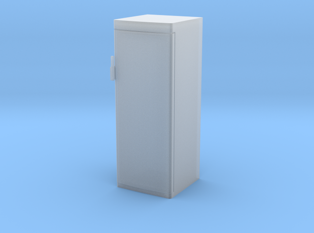 1:24 Freezer in Smooth Fine Detail Plastic