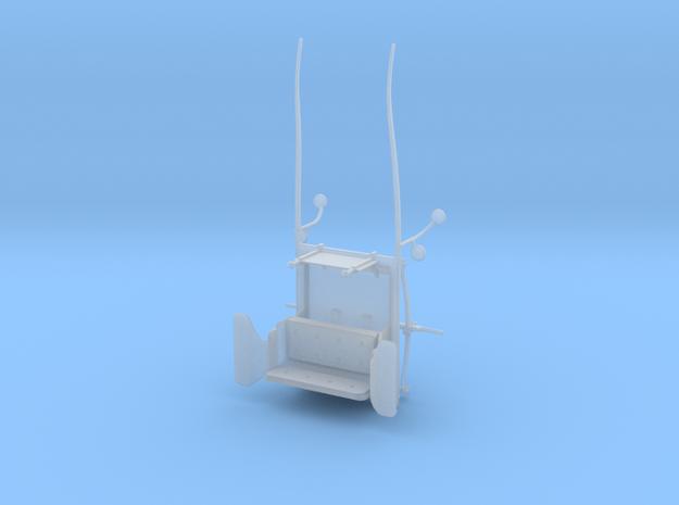 Gig frame 64th ver2 in Smoothest Fine Detail Plastic
