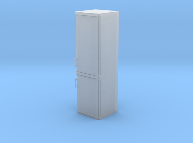 1:24 Fridge-Freezer in Smooth Fine Detail Plastic
