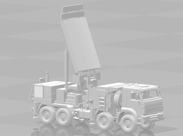 1/144 1RL-123E early detection radar  in Frosted Ultra Detail