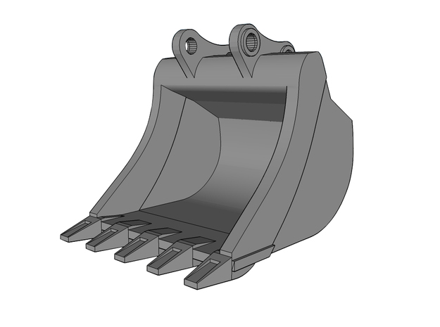 HO - Bucket for 20-25t excavators