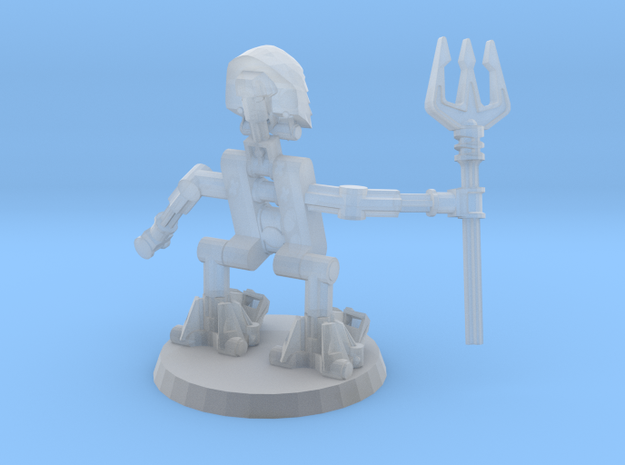 Turaga Nokama Miniature (for tabletop/display) in Smoothest Fine Detail Plastic