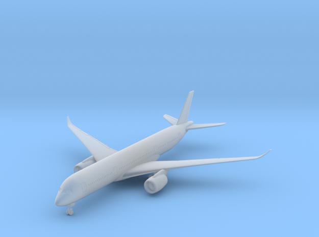 1/700 A350-900 w/Gear (FUD) in Smooth Fine Detail Plastic