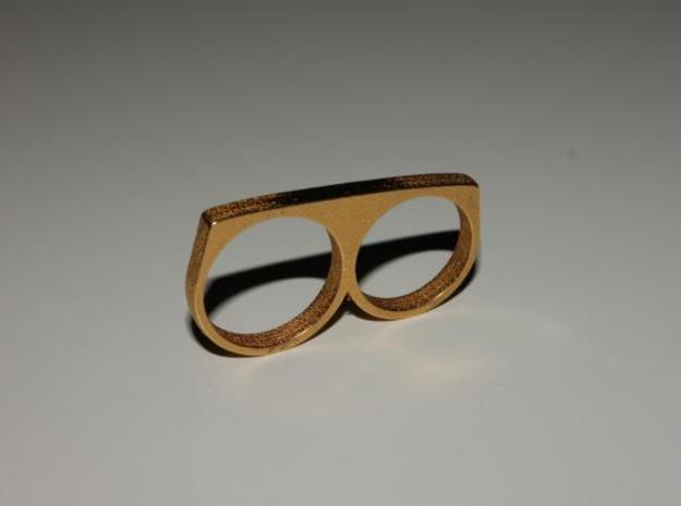 Dyplos Ring 3d printed Description