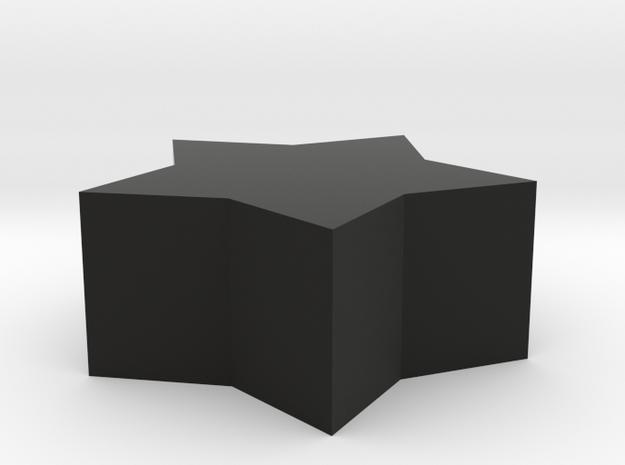 104105231 eraser in Black Natural Versatile Plastic