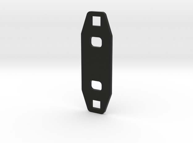 Kyosho Triumph Stopper Plate in Black Strong & Flexible