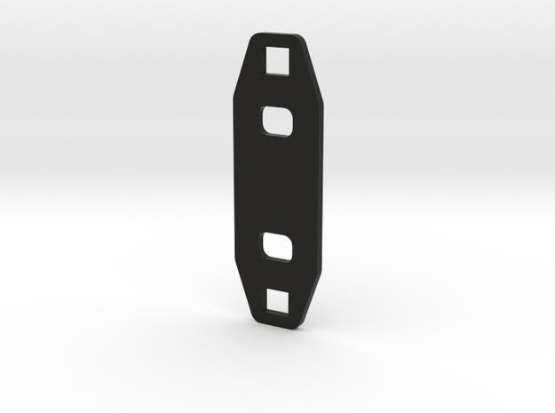Kyosho Triumph Stopper Plate in Black Natural Versatile Plastic