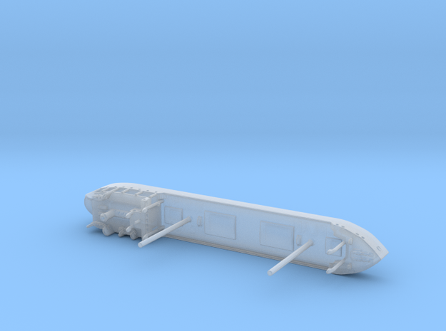 1/1800th scale soviet cargo ship Pioneer in Smooth Fine Detail Plastic