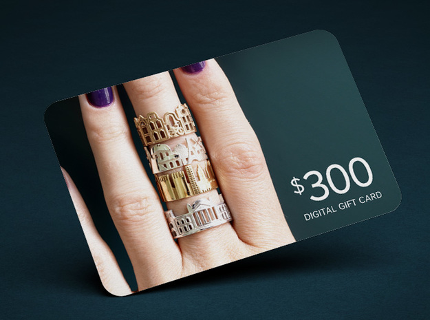 $300 Digital Gift Card in $300 Digital Gift Card