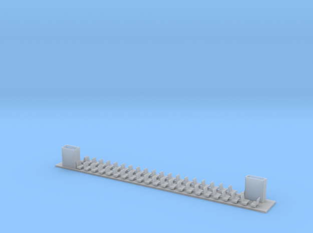 N Scale PRR P70 Replacement Interior for Lima Mode