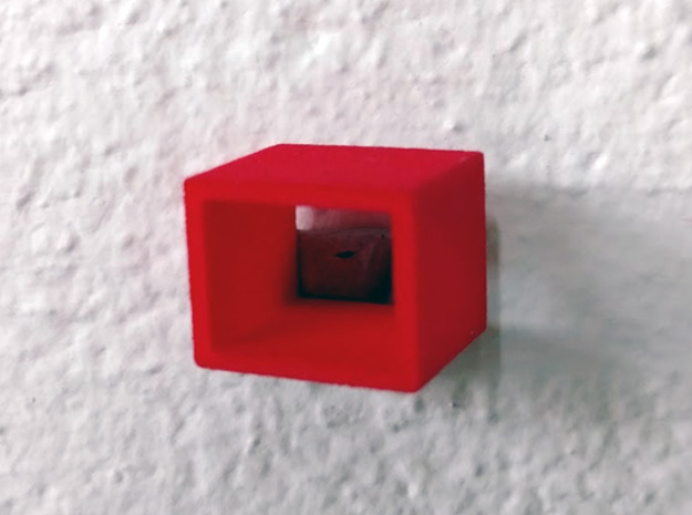 PRHI Takara Timanic Time Machine 1 Rail Connector in Red Processed Versatile Plastic