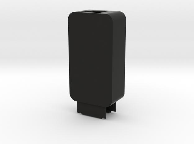Laser Range Finder Case with Line Level Clip in Black Premium Versatile Plastic