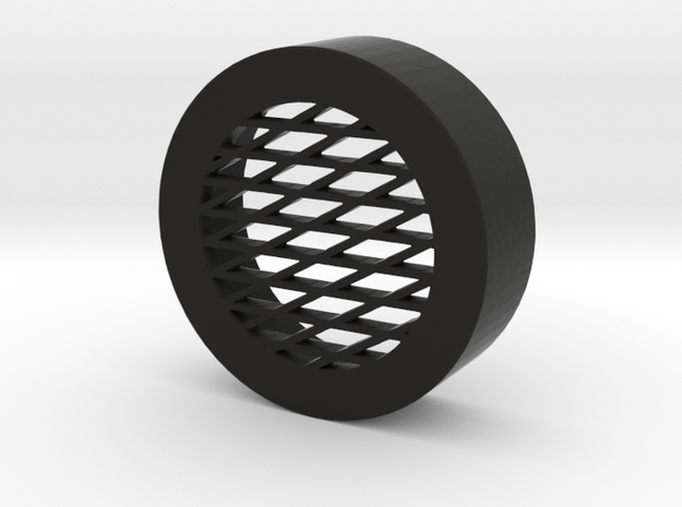 T1 scope protection (AIRSOFT) in Black Natural Versatile Plastic