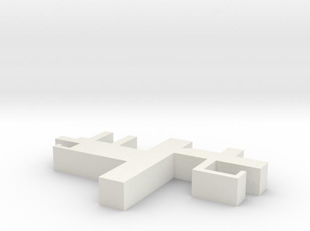 1041052181 in White Natural Versatile Plastic