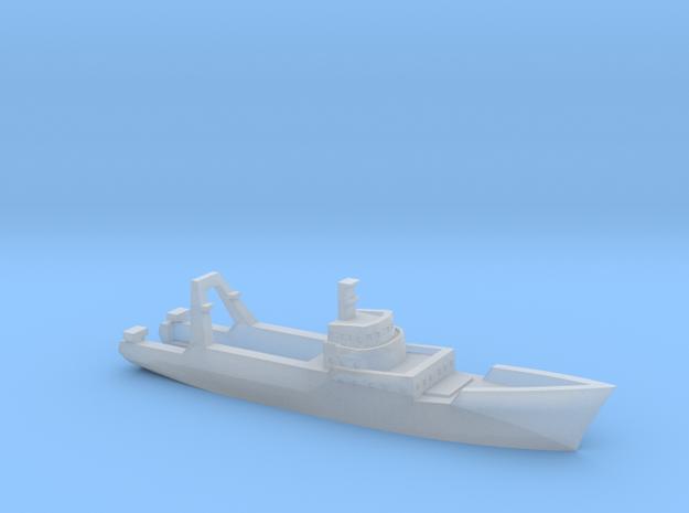 1/1250 Farnella Trawler in Smooth Fine Detail Plastic
