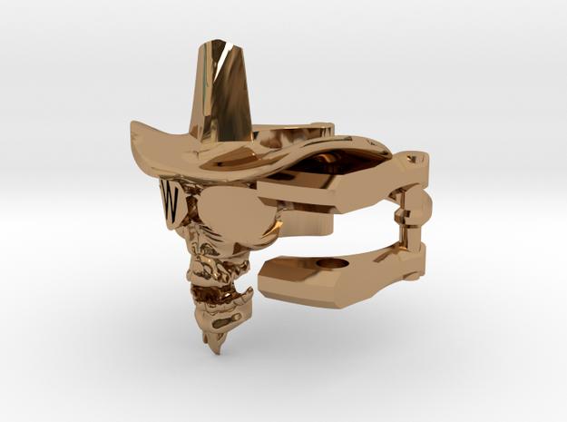 Cowboy Skull Size 9.5