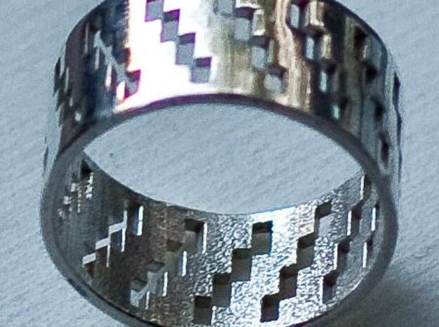 Step Ring Final 3d printed Description