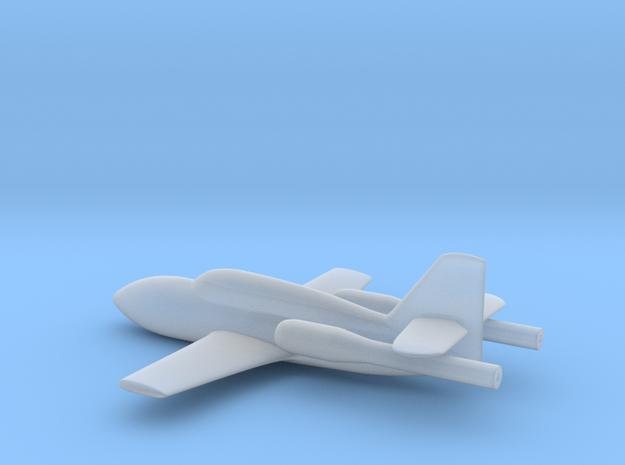 Messerschmitt Me 328 B (1:285) in Smooth Fine Detail Plastic
